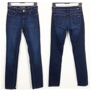 DL1961 | Coco Curvy Straight Elixer Denim